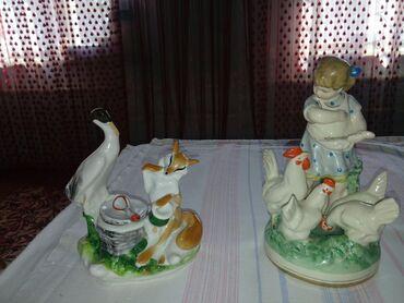 Продаются статуэтки советские