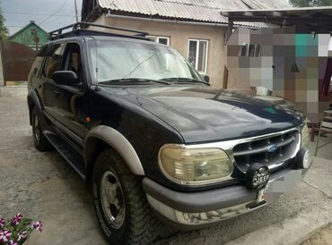 Ford Explorer 4 л. 1995 | 170384 км