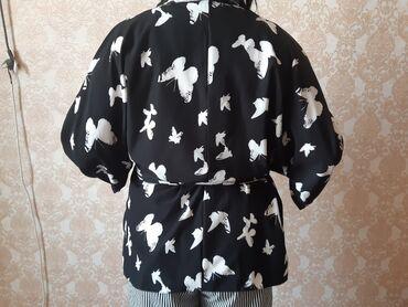 Женская одежда - Кок-Джар: Накидка кардиган размер свободный до50