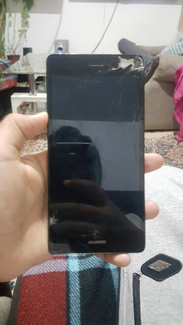 Huawei ascend p2 - Srbija: Prodajem huawei p8 Lite .telefon sve super radi koristi se na