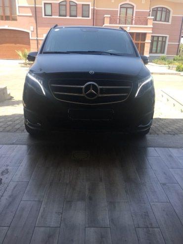 Bakı şəhərində Mercedes-Benz Viano 2018