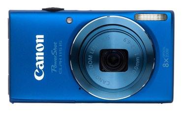 Canon PowerShot ELPH 115 IS В комплекте чехол и в Бишкек