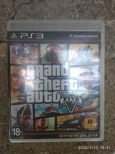 gta - Azərbaycan: GTA 5 oyun diski,PlayStation 3 üçün