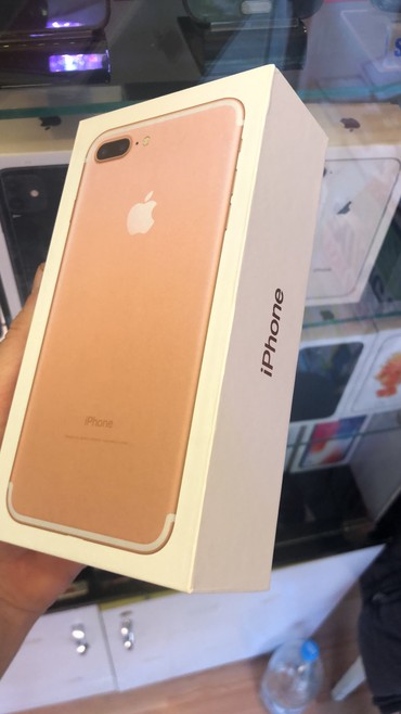 чехол iphone 7 plus в Азербайджан: Iphone 7 plus teze orginal