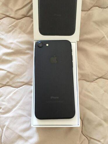 защитные стекла в Кыргызстан: Новый iPhone 7 128 ГБ Черный
