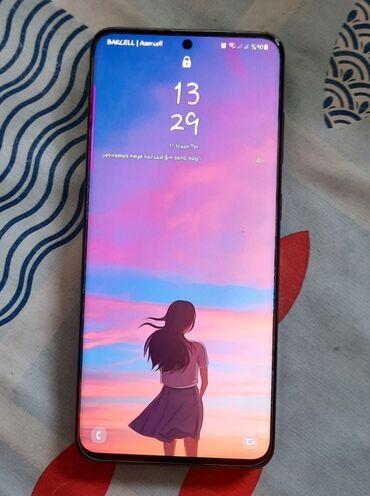 Samsung Galaxy S20 | 128 GB | boz | İşlənmiş | İki sim kartlı