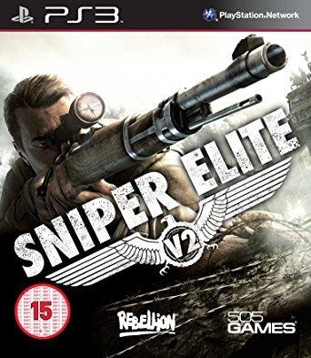 """Bakı şəhərində """"sniper elite v2"""" ps3 oyunu"""