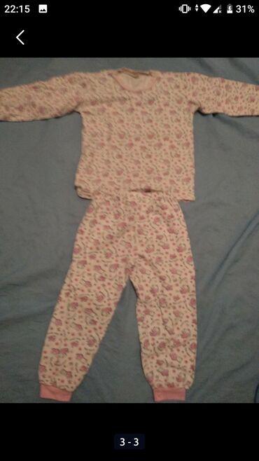 pijama - Azərbaycan: 5 yaşa 100 faiz xlopok pijama