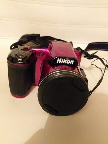 удобный фотоаппарат в Кыргызстан: Полу профессиональная камера Nikon. В отличном состоянии, коробка