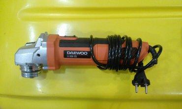 laqunda - Azərbaycan: Laqunda Daewoo dag 850 watt gucunde 125 mmlik.yenidir.original firma