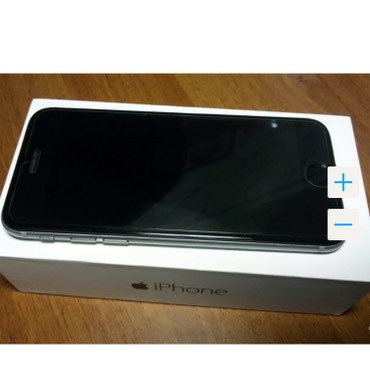 Bakı şəhərində Продаю iPhone, 6  64 гб в очнь хорошем