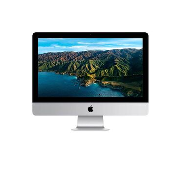 купить рабочий стол для школьника в Кыргызстан: IMac 21.5 (MK142) - macOS CatalinaПроцессор - 2-ядерный Intel Core i5