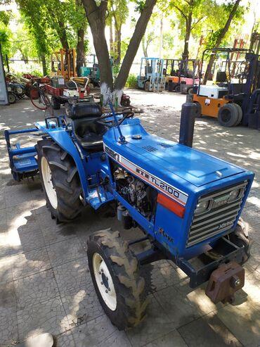 Мини трактор 21 аттын кучу. Япония. Абалы абдан жакшы. Комплектисинде