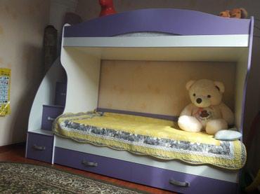 Продаю новая кровать 2-ярусная. в Бишкек