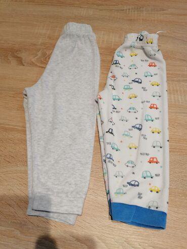 2 pantalona za dečake br 92. U odličnom stanju, mi smo ih koristili