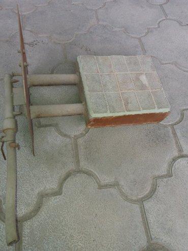 продам керамическую  газовую гарелку, подходят для котлов рассчитанных в Бишкек