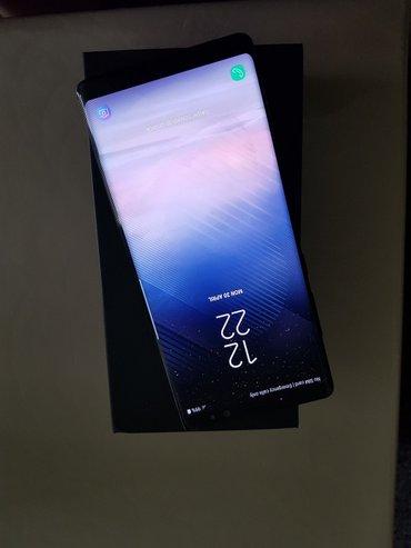 Samsung Galaxy Note8 SM-N950U - 64 ГБ - Midnight Black в Бишкек