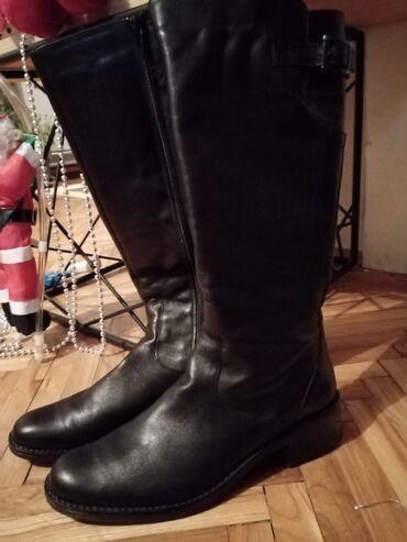 Markirana kozna jakna - Srbija: Nove kozne cizme