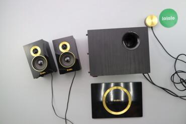 Электроника - Украина: Сабвуфер SVEN MS 1085 gold    Колонки працюють, є невеличкі шуми.   Ст