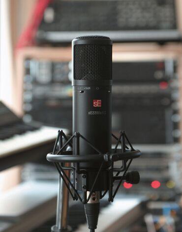 Компьютеры, ноутбуки и планшеты - Бишкек: Продается Новый комплект для Музыкальной Студии!!!Звуковая Карта -