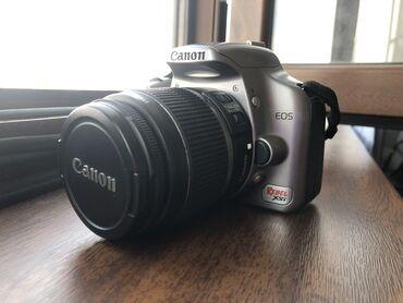 canon 5d mark 1 в Кыргызстан: Canon EOS 450D Canon Digital Rebel XSi — цифровой зеркальный