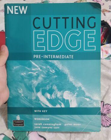 s 6 edge - Azərbaycan: English .Английский язык.CUTTING EDGE.WORKBOOK