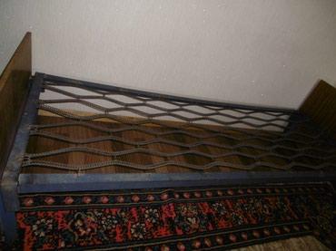 Срочно!!! Продаю кровать! Состояние отличное!!!  Длина-190см в Бишкек