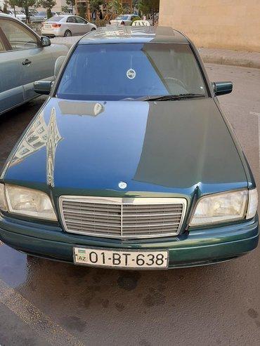 brilliance-m2-1-8-at - Azərbaycan: Mercedes-Benz C 180 1.8 l. 1994 | 286805 km