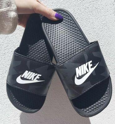 Ženska obuća | Sokobanja: Nov model Nike papuca :)Brojevi 41Kalupi su za broj manjiZamenu za