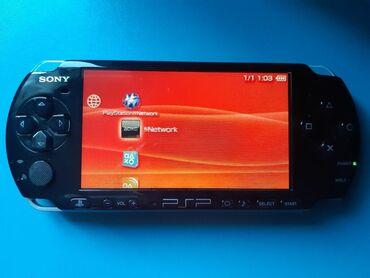 ps 2 qiymeti в Азербайджан: Sony PSP 3000heç bir problemi yoxdur. Rusiyadan alınıb. Tək problemi