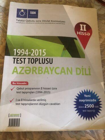 Tqdk Azerbaycan Dili Test Toplusu Pdf
