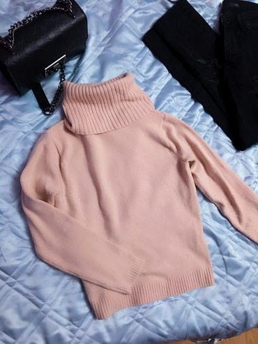 Pink haljina newyorker - Srbija: Amisu NewYorker dzemper/rolka