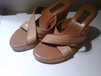 Ženska obuća | Majdanpek: Sandale su u odlicnom stanju, br. 40