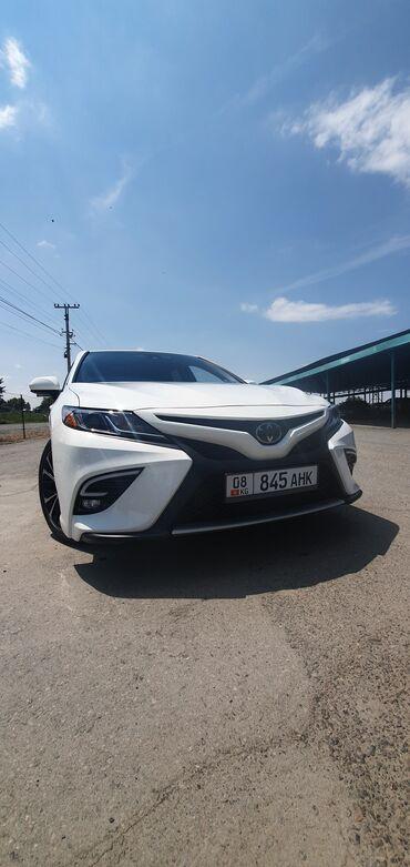 двигатель тойота авенсис 1 8 vvt i бишкек в Кыргызстан: Toyota Camry 2.5 л. 2018   69 км