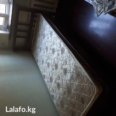 Кровать с матрацом, дерево, 2м×0. 90, 5 шт в Бишкек