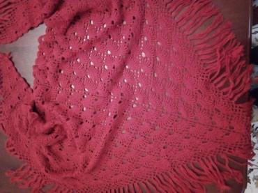 Продается женская шаль! Новая. Полушерстяная. в Бишкек