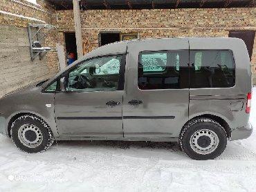 Volkswagen Caddy 1.9 л. 2004 | 190000 км