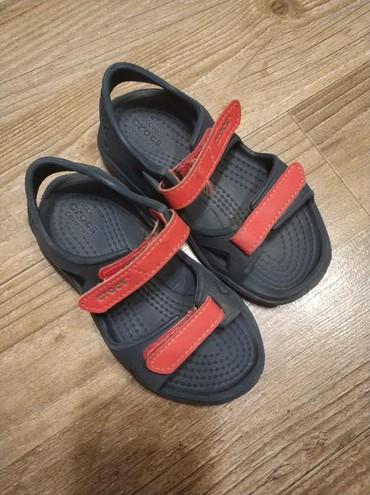 Crocs, оригинал, в отличном состоянии, размер С9, 26 размер, 15.7 см