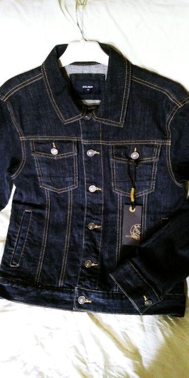 Куртки джинсовые мужские из Германии. Фирменные ( БРЕНДОВЫЕ ) НОВЫЕ. Т
