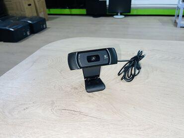 Камера Logitech 920Отличная камера для компьютера или ноутбука