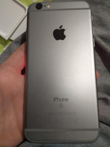 Iphone 6s 64gb space grey полный комплект в Бишкек