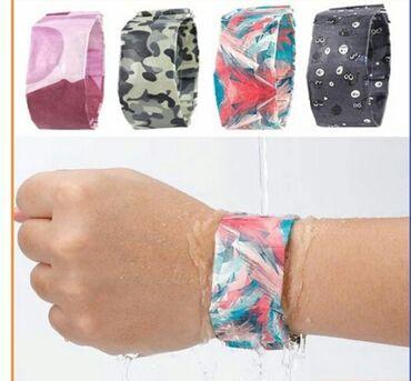 Стильные бумажные часы Paper Watch
