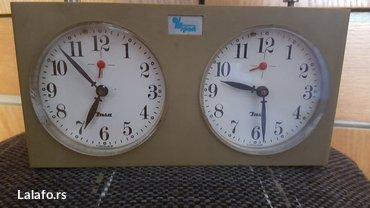 Insa šahovski sat. Ispravan, malo korišćen