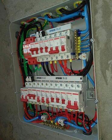 Зделаем Электро монтажных работ Любой сложности установка Выключатель