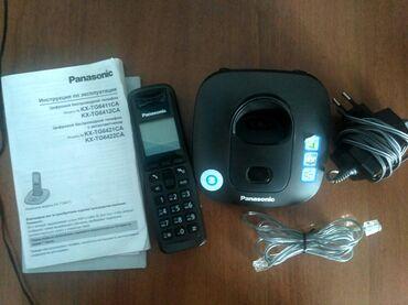 Panasonic KX-TG6411CA (состояние идеальное