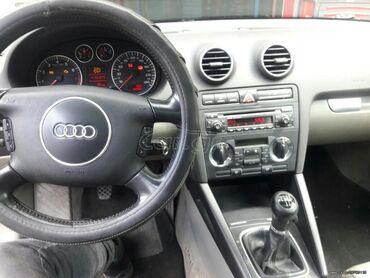 Audi A3 1.6 l. 2004 | 234000 km