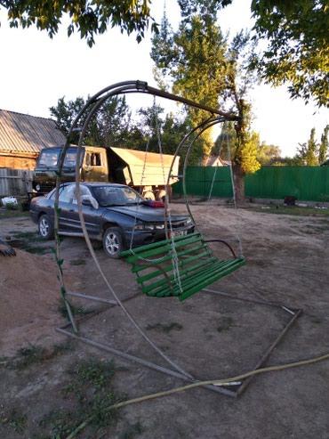 Сварочные работы.навесы ,качели, и т д  в Бишкек - фото 2