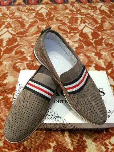 Ортопедические туфли Agent's. 39 размер. Ни разу не одевал. в Бишкек