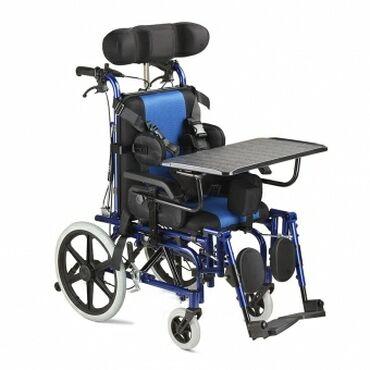 Инвалидные коляски - Кыргызстан: Новая многофункциональная коляска, положение сидя,полулежа,лежа
