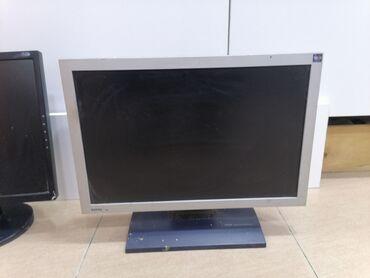 Monitorlar - Azərbaycan: Ekran monitor zapcast kim iwlemir ekran problem var